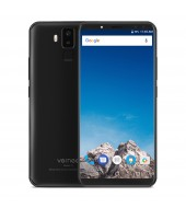 Vernee X - 6 GB (čierny)