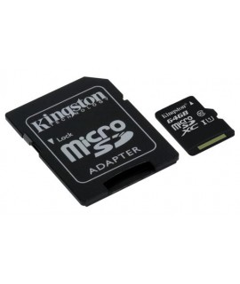 KINGSTON 64GB microSDHC