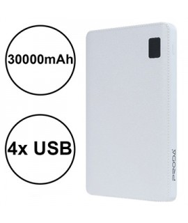 Remax Proda NoteBook PowerBank 30000mAh (biela)