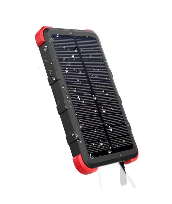 OUTXE Savage Solar 10000mAh IP67