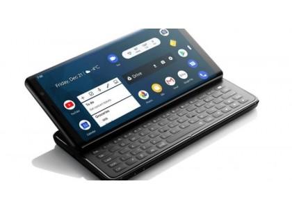 Majú zariadenia s QWERTY klávesnicou v roku 2019 šancu na úspech? Pozrite sa na smartfón F(x)tec Pro 1, ktorý sa inšpiroval Nokiou
