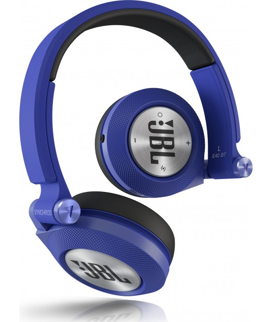 JBL Synchros E40BT Blue