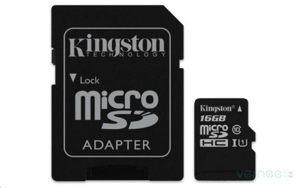 KINGSTON 16GB microSDHC