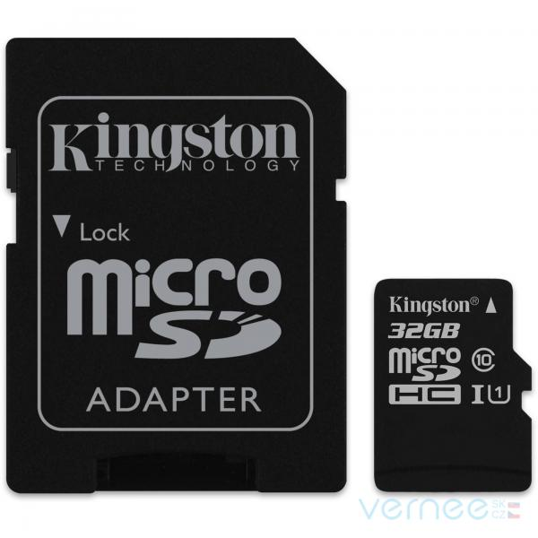 KINGSTON 32GB microSDHC